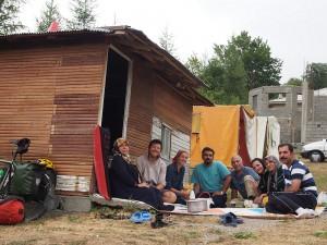 Zamzam, Hasan und ihre Familie