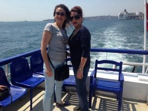 Nasim und Farina
