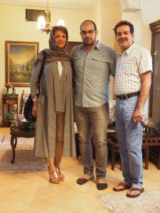 Saeedeh, Amir Ala und Ahmad