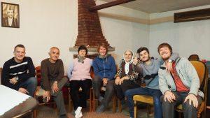 Amarildo und seine Familie